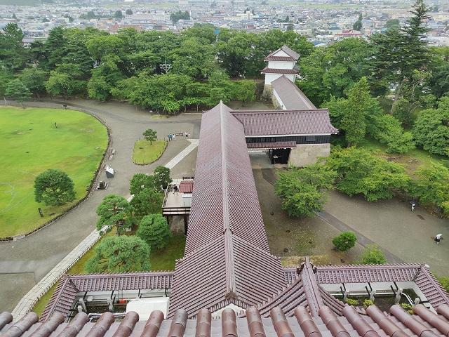 会津若松城12