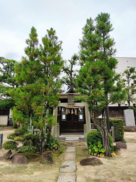 鶴羽根神社11