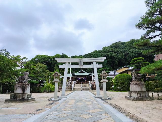 鶴羽根神社6