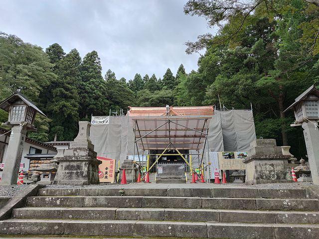 南湖神社9