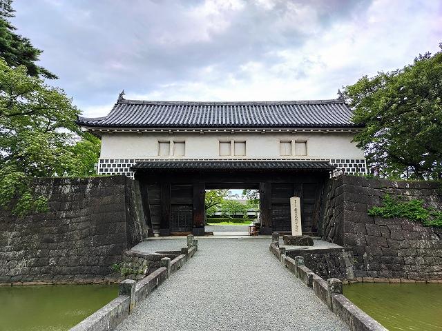 新発田城8